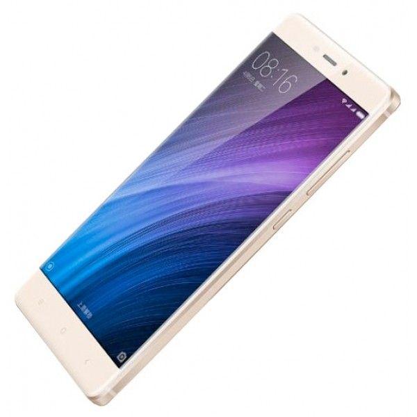 Смартфон Xiaomi Redmi 4A 16GB Розовое Золото