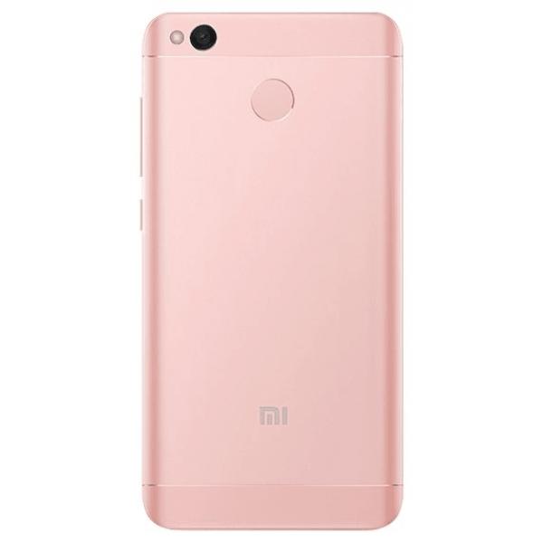 Смартфон Xiaomi Redmi 4X 16GB Розовый