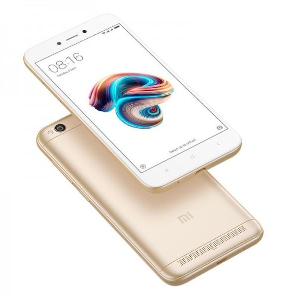 Смартфон Xiaomi Redmi 5A 32GB Золотой