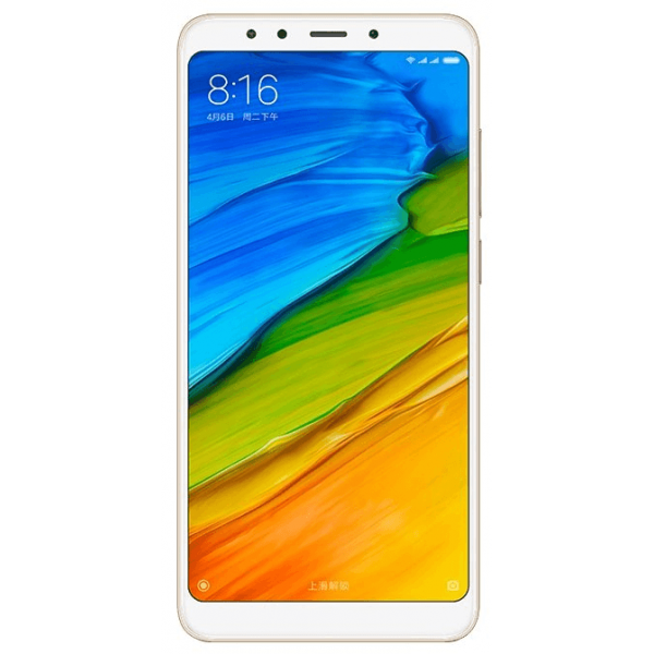 Смартфон Xiaomi Redmi 5 Plus 4/64GB Золотой