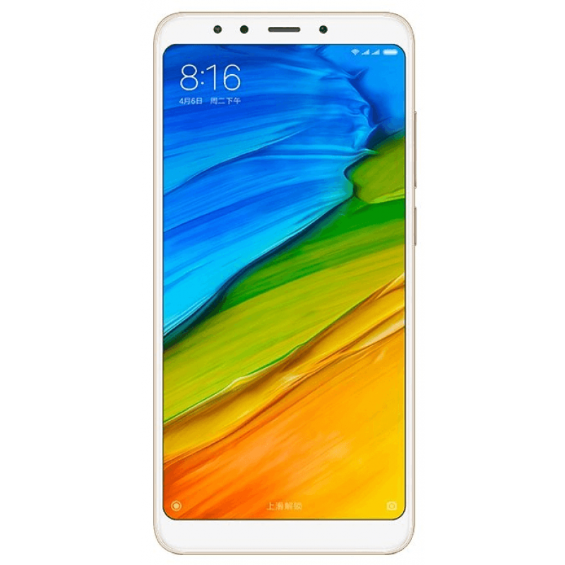 Смартфон Xiaomi Redmi 5 Plus 3/32GB Золотой