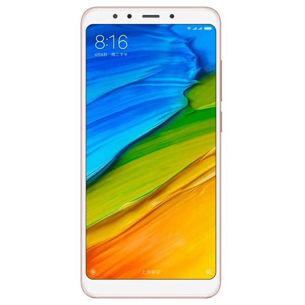 Смартфон Xiaomi Redmi 5 Plus 4/64GB Розовое Золото