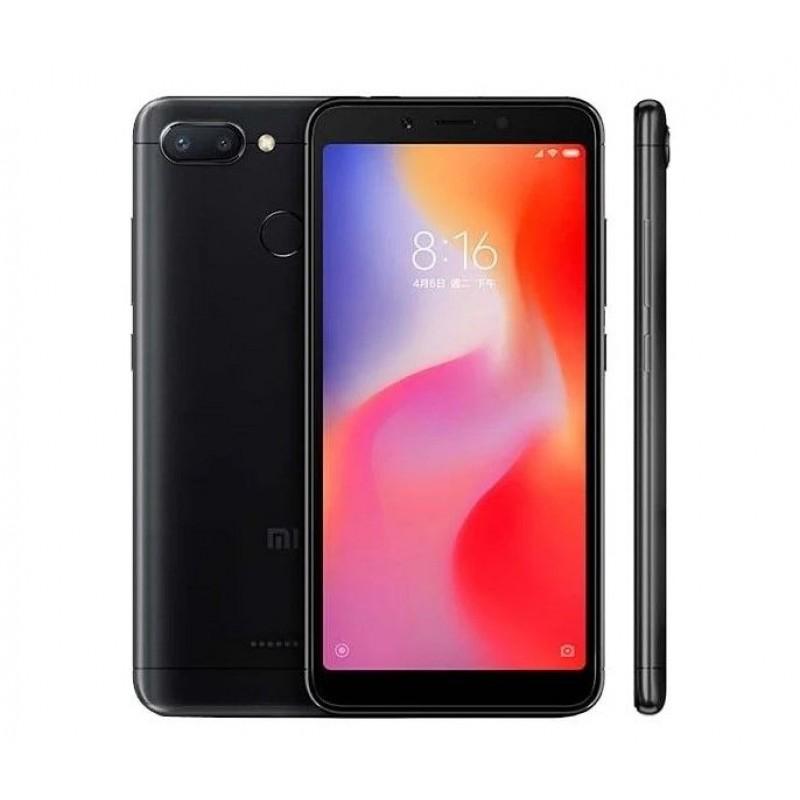 Смартфон Xiaomi Redmi 6 4/64GB Черный