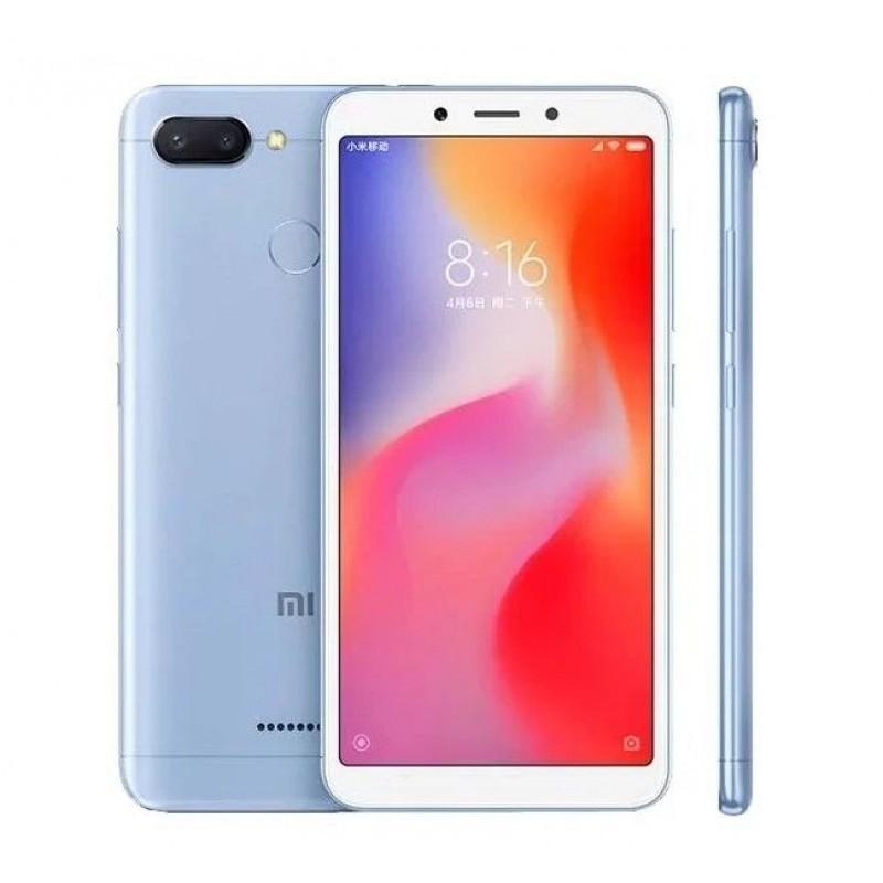 Смартфон Xiaomi Redmi 6A 3/32GB Голубой