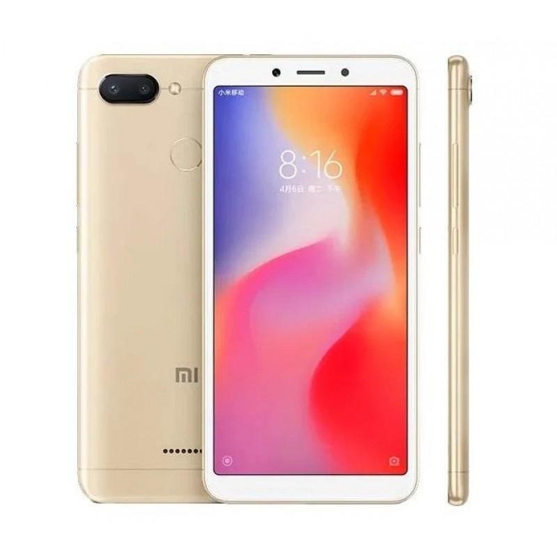 Смартфон Xiaomi Redmi 6A 3/32GB Золотой