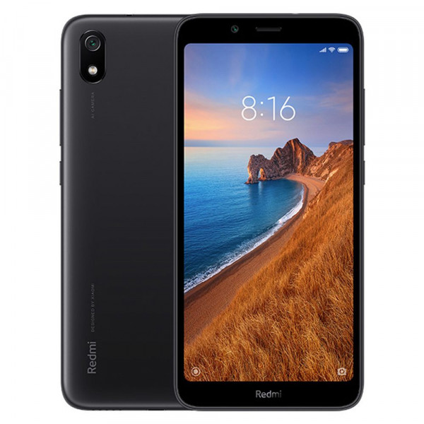 Смартфон Xiaomi Redmi 7A 2/16GB Black/Черный Global