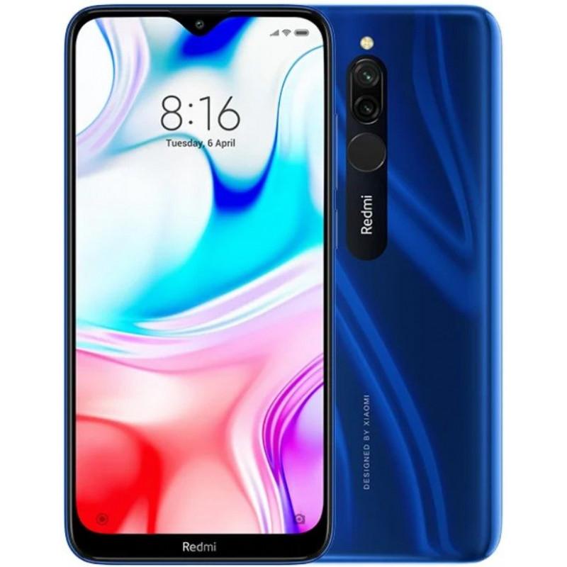 Смартфон Xiaomi Redmi 8 3/32GB Blue/Синий Global