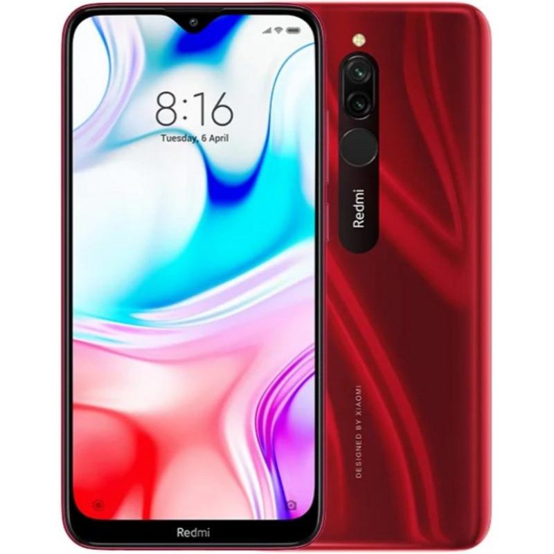 Смартфон Xiaomi Redmi 8 3/32GB Red/Красный Global
