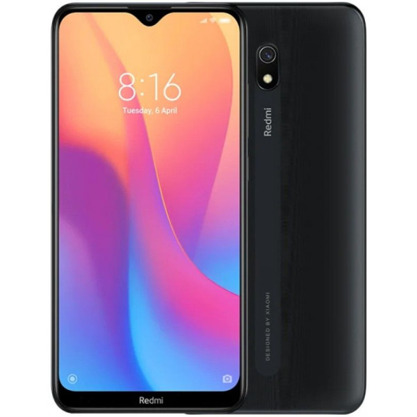 Смартфон Xiaomi Redmi 8A 2/32GB Black/Черный Global
