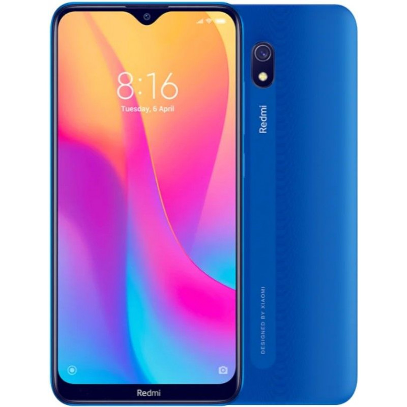 Смартфон Xiaomi Redmi 8A 3/32GB Blue/Синий Global