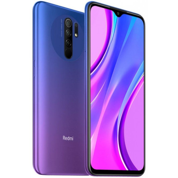 Смартфон Xiaomi Redmi 9 4/64GB Purple/Фиолетовый Global