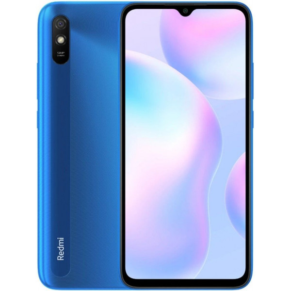 Смартфон Xiaomi Redmi 9a 2/32Gb Blue/Синий Global