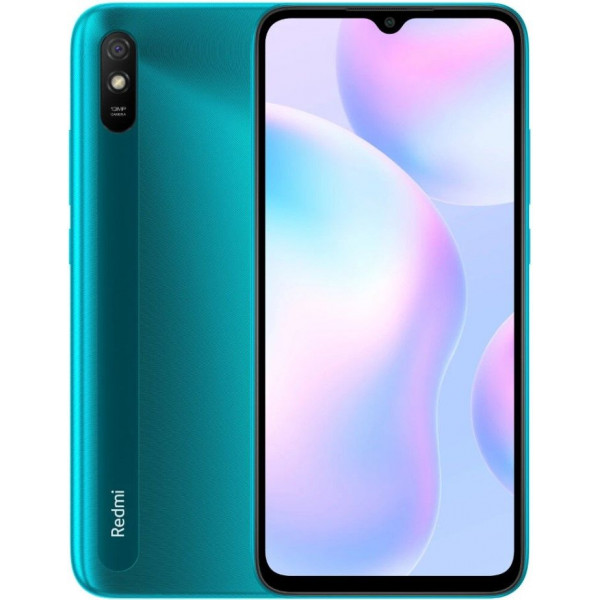 Смартфон Xiaomi Redmi 9a 2/32Gb Green/Зеленый Global