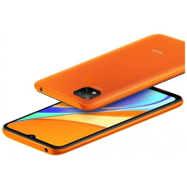 Смартфон Xiaomi Redmi 9C 3/64GB (NFC) Оранжевый Global