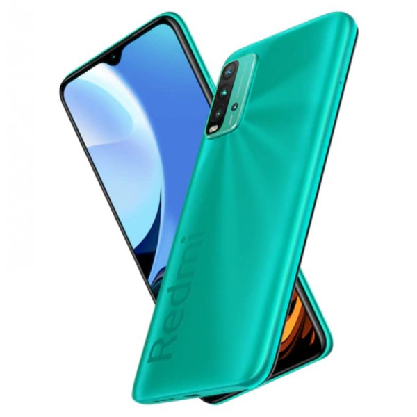 Смартфон Xiaomi Redmi 9T 4/64GB Green/Зеленый Global Version
