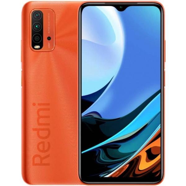 Смартфон Xiaomi Redmi 9T 4/128GB Оранжевый Global Version