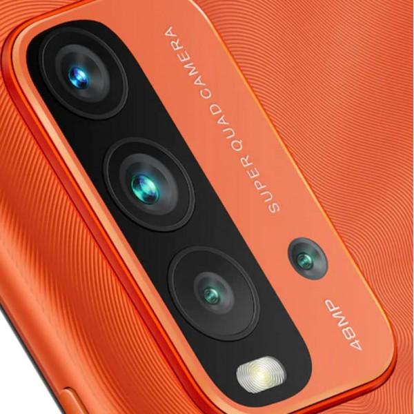 Смартфон Xiaomi Redmi 9T 6/128GB Оранжевый Global Version
