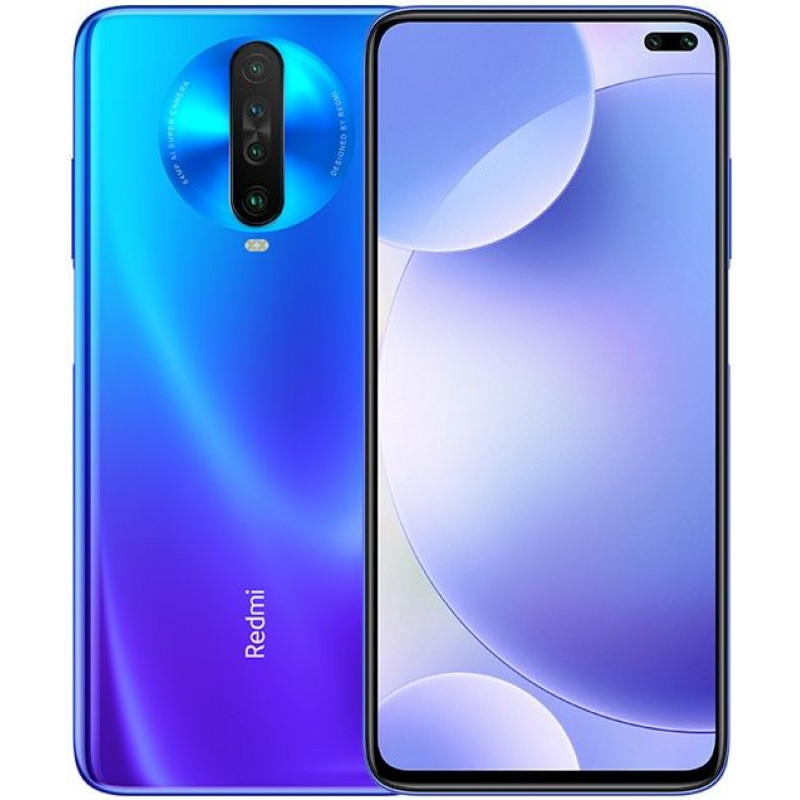 Xiaomi Redmi K30 6/128Gb Blue/Синий CN