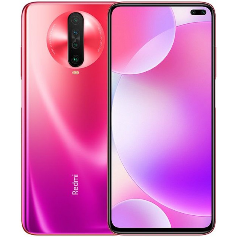 Xiaomi Redmi K30 6/64Gb Red/Красный CN