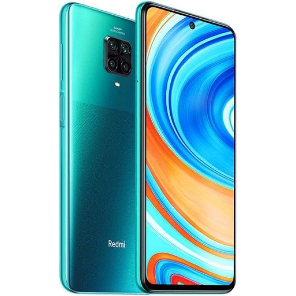 Xiaomi Redmi Note 9 Pro 6/128GB Global Green/Зеленый