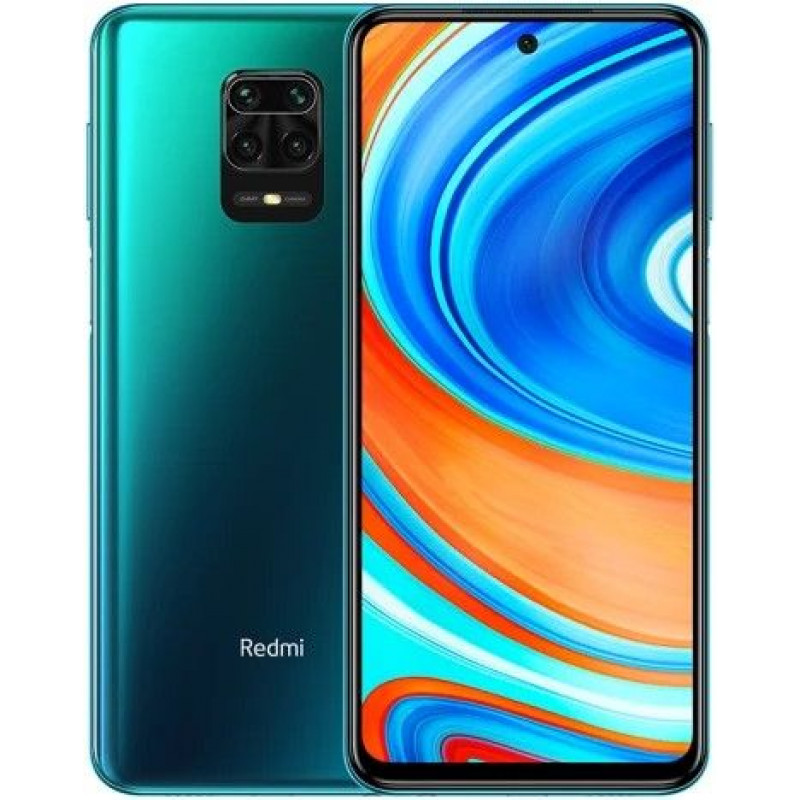 Смартфон Xiaomi Redmi Note 9S 4/64GB Blue/Синий Global