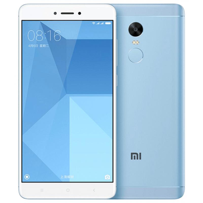 Смартфон Xiaomi Redmi Note 4X 4/64GB Голубой