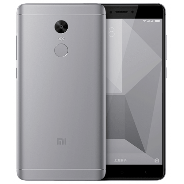 Смартфон Xiaomi Redmi Note 4X 4/64GB Серый
