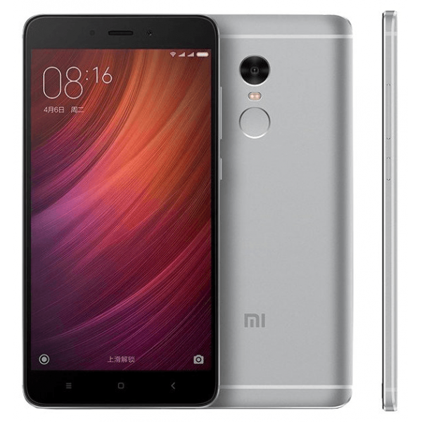 Смартфон Xiaomi Redmi Note 4X 3/32GB Серый