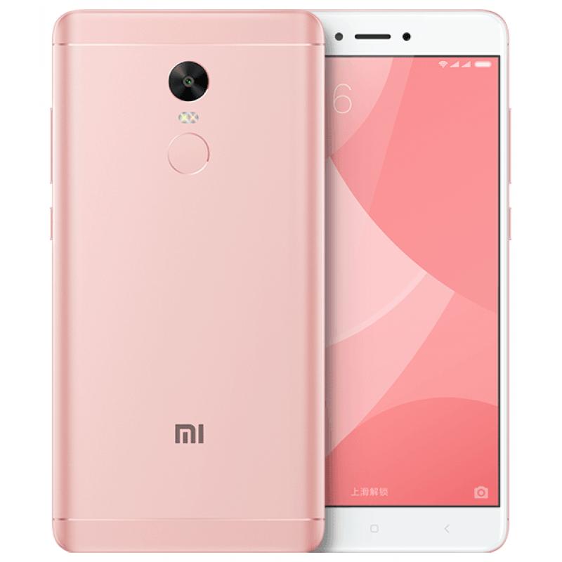Смартфон Xiaomi Redmi Note 4X 4/64GB Розовый