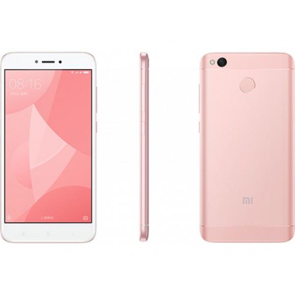 Смартфон Xiaomi Redmi Note 4X 3/32GB Розовый