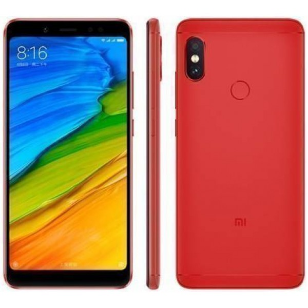 Смартфон Xiaomi Redmi Note 5 3/32GB Красный
