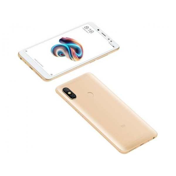 Смартфон Xiaomi Redmi Note 5 3/32GB Золотой