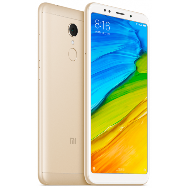 Смартфон Xiaomi Redmi Note 5 6/64GB Золотой