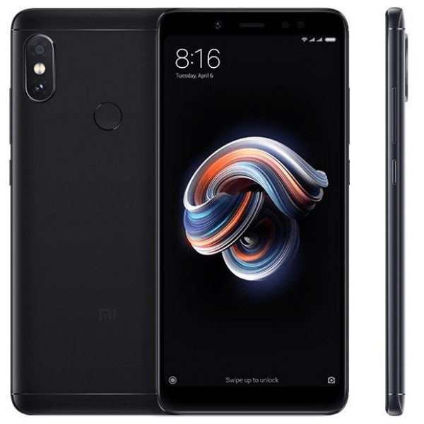 Смартфон Xiaomi Redmi Note 5 6/64GB Черный