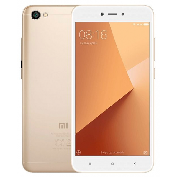 Смартфон Xiaomi Redmi Note 5A 3/32GB Золотой