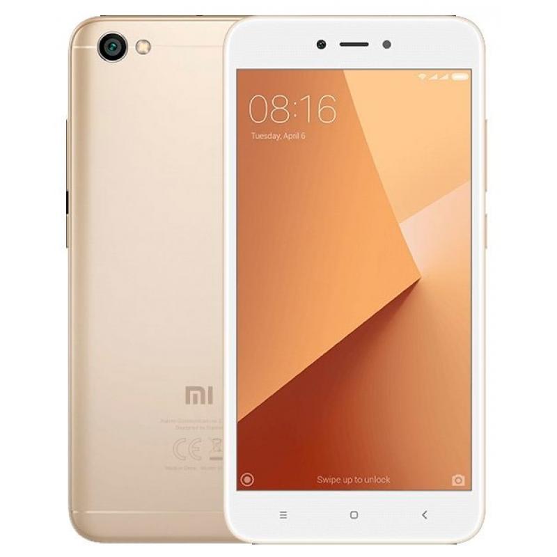 Смартфон Xiaomi Redmi Note 5A 2/16GB Золотой