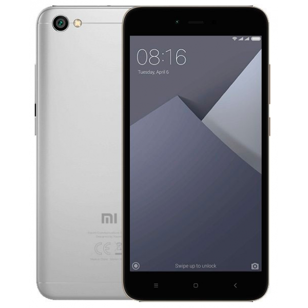 Смартфон Xiaomi Redmi Note 5A 3/32GB Серый
