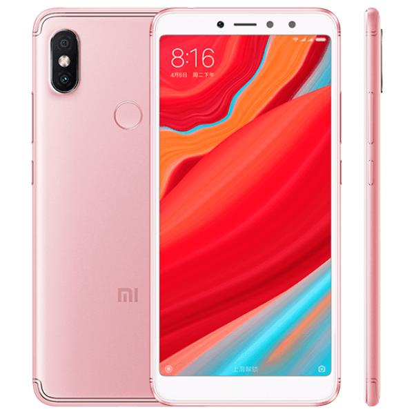 Смартфон Xiaomi Redmi S2 4/64GB Розовое Золото