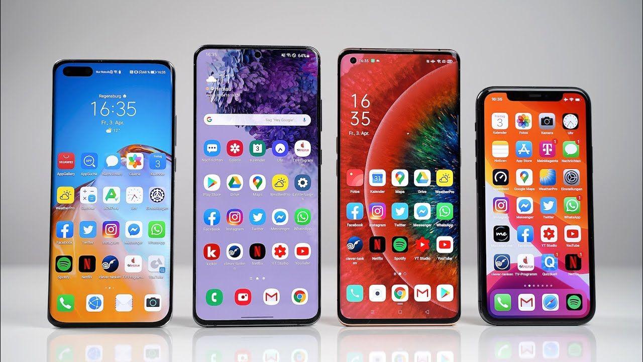 Смартфоны 2020 купить в Москве