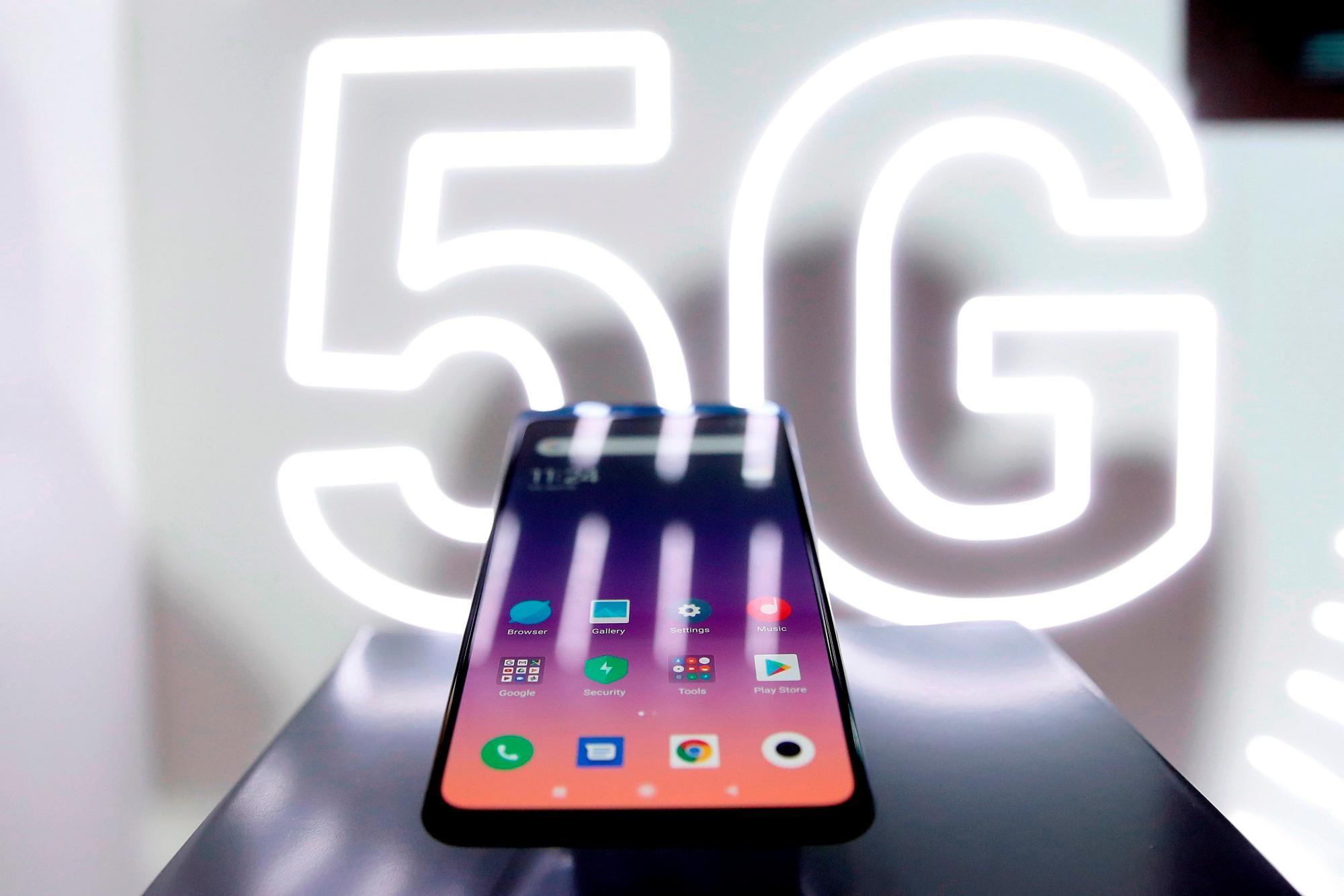 Смартфоны 5G купить в Москве