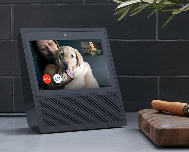 Купить Домашний помощник Amazon Echo Show в москве