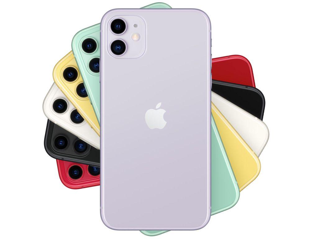 Apple iPhone 11 купить в Москве