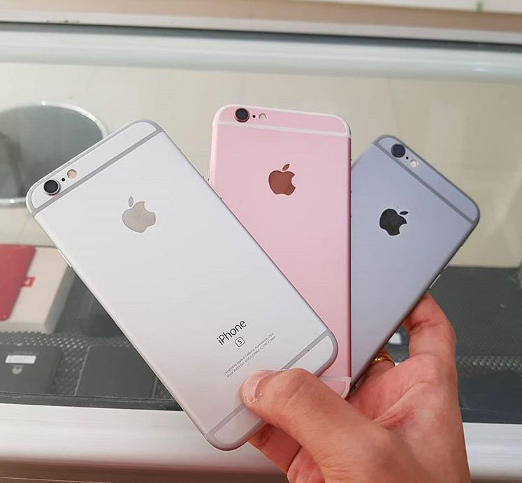Apple iPhone 6s Plus купить