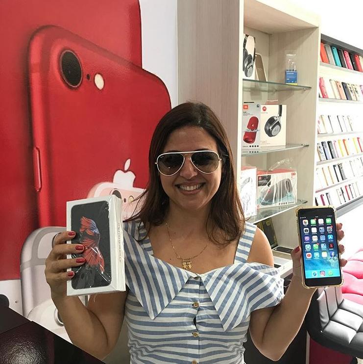 Apple iPhone 6s Plus 128gb купить в москве