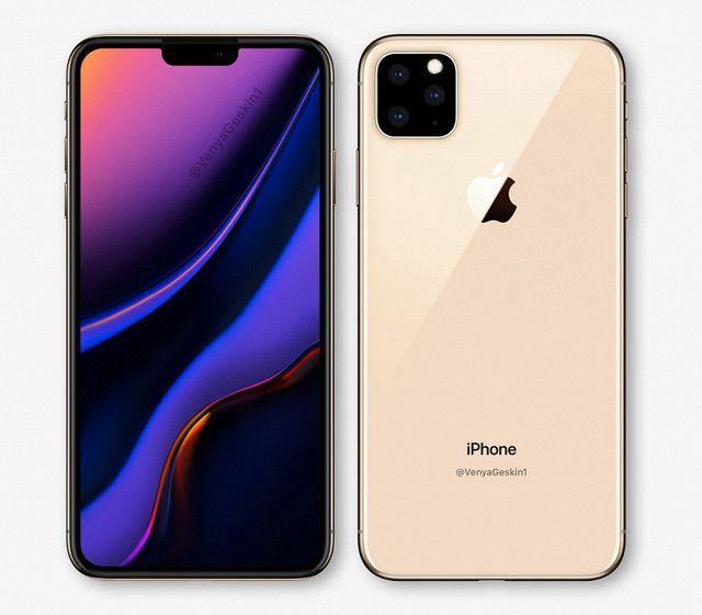 iPhone 11 и 11 Pro цена в России