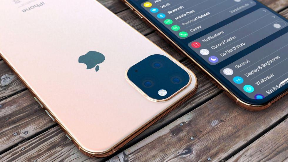 iPhone 11 и 11 Pro внешний вид