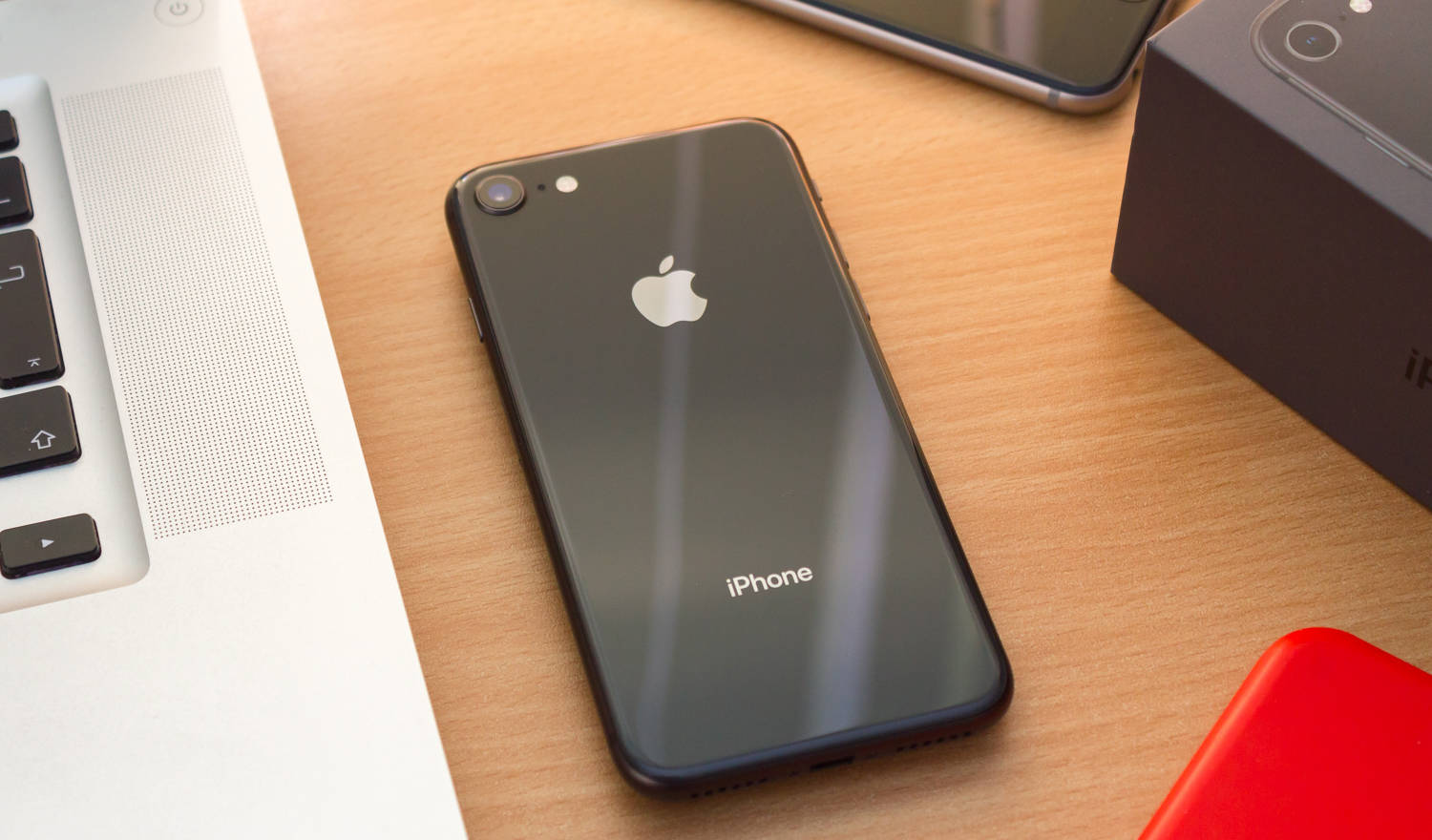 смартфон Apple iPhone 8 64GB Silver купить