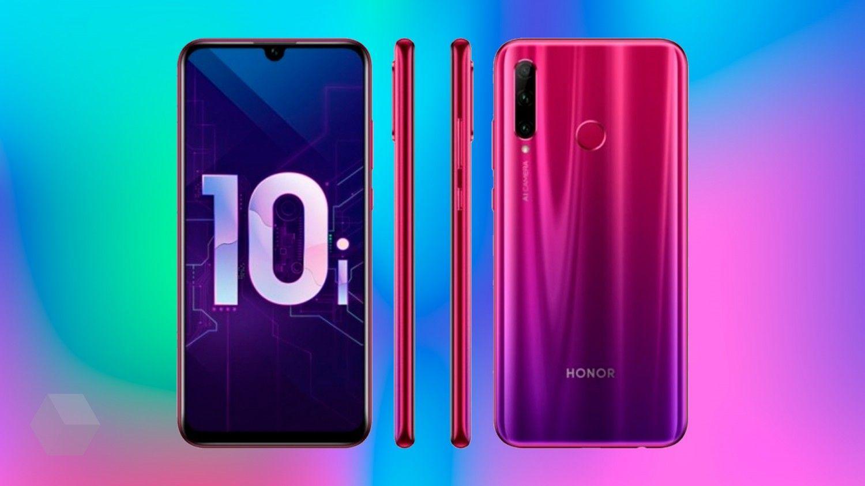 Honor 10i обзор смартфона