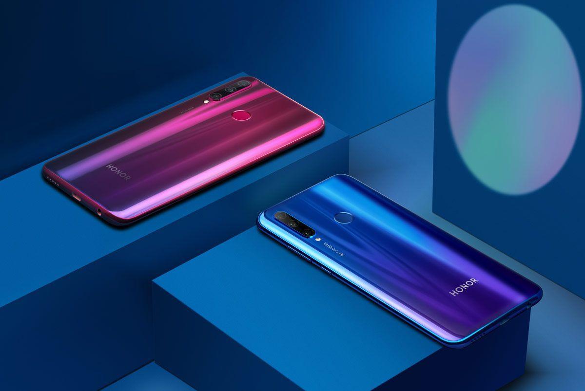 Honor 10i характеристики смартфона