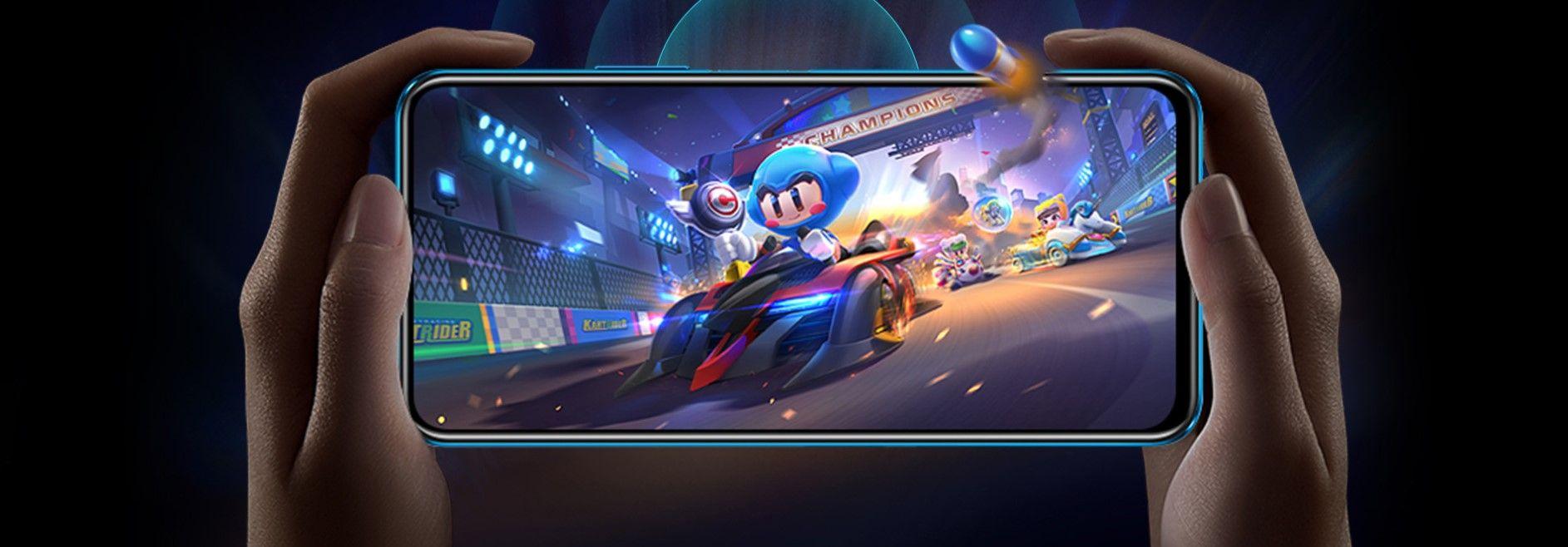 Honor X10 экран 90 герц